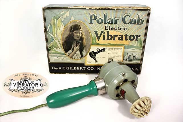 Il primo vibratore