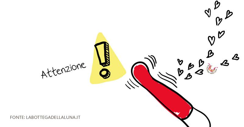 Dal sito Labottegadellaluna.it: Come usare un vibratore nel modo giusto (e senza farsi male)